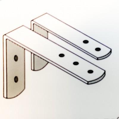 Карнизы из алюминиевого профиля